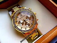 Кварцевые женские часы Michael Kors под Rolex