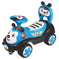 Машина толокар Alexis-Babymix 7625 Blue