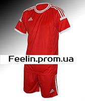 Футбольная форма Adidas (Адидаc красная)