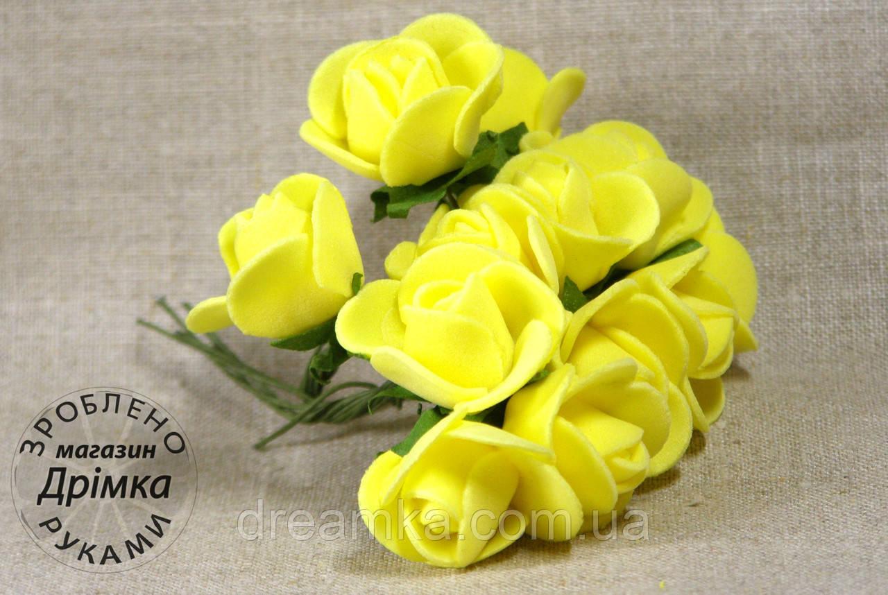 Розы из латекса 7 фотография