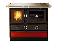 Печь — котел THERMO  MAGNUM с водяным контуром на твердом топливе | варочная печь