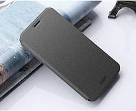 Чехол-книжка Mofi для телефона Meizu M2 Note серый gray