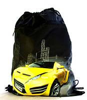 Рюкзак для сменки Желтая машина 77783