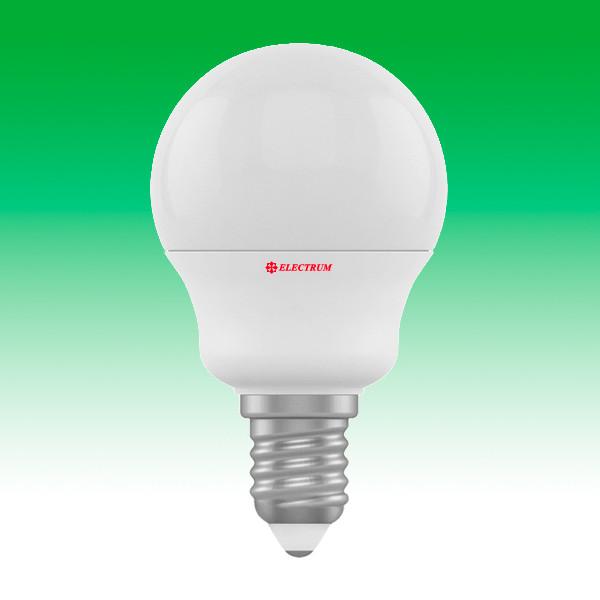 Светодиодная лампа LED 6W 4000K E14 ELECTRUM LB-9 (A-LB-1839)