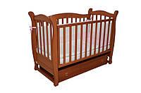 Детская кроватка Veres Соня ЛД15 ольха (15.02)