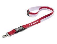 Шнурок с кольцом для ключей Volkswagen Caddy Lanyard