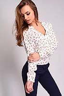 Стильная блузка вискоза