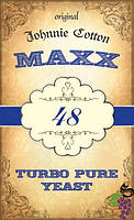 Дрожжи спиртовые MAXX TURBO 48
