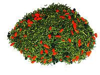 Зеленый чай с ягодами годжи и черникой 150 грамм