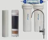 Фильтр для воды под мойку трёхступенчатый FP-2UF с ультрафильтрацией