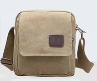 Оригинальная мужская сумка через плече. Практическая сумка. Удобная сумка. Повседневная сумка.  КН10