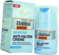 Крем против морщин DM Balea men Sensitive Antri-Falten Creme 50мл.