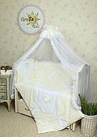 Детское постельное белье в кроватку Непоседа