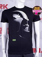 Летняя мужская футболка светится в темноте Darth Vader