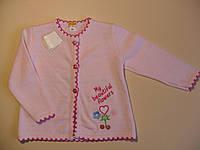 Кофта для девочки 2 - 4 лет