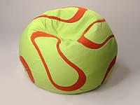 Детское бескаркасное кресло мяч пуф мягкий