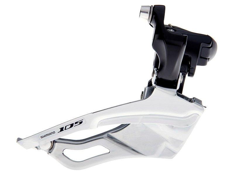 Shimano 105 передний переключатель FD-5703 3x10 - картинка 1