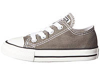 Детские кеды Converse Chuck Taylor All Star, детские кеды конверс серые