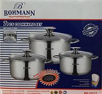 Набор посуды BOHMANN BH 10117
