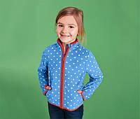 Куртка (кофта) из флиса для девочки ГЕРМАНИЯ TCM TCHIBO