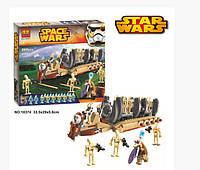 Конструктор Bela 10374 аналог LEGO Star Wars 78086