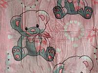 """Детское постельное белье """"Гамми пинк"""". Одеяло, пледы, простыни для новорожденных"""