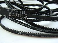 Ремень зубчатый 6mm для световых приборов (голов) HTD318-3m HTD384-3m, HTD447-3m, HTD522-3m, HTD432-3m