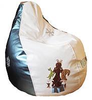 Бескаркасное Кресло груша  мешок пуфик для детей мягкий