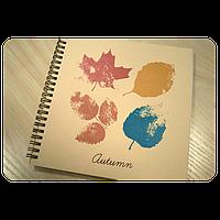 Альбом для рисования Autumn 40л