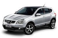 Автомобильные чехлы Nissan Qashqai 2010 combi B (5м)