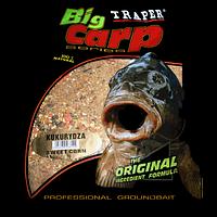 Прикормка Traper серия Big Carp Kukurydza (Кукуруза)  2.5кг.