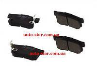 Задние тормозные колодки на HONDA Accord, Civic, CR-V (91-) ,пр-во ABE C24009