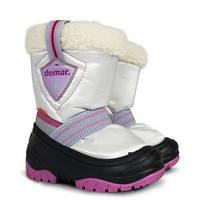Новые модельки зимней обуви для детей DEMAR TOBY