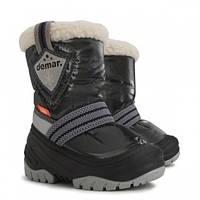 DEMAR зимняя детская обувь купить