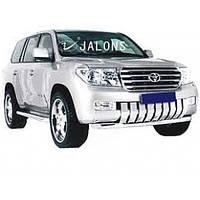 Дуга защитная передняя (кенгурятник) Toyota FJ200 2008-2012