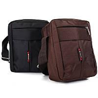 Спортивная сумка -месенджер через плече. Удобная, повседневная сумка. Практичная, износостойкая сумка Код КН12
