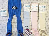 Детские хлопковые колготки под памперс