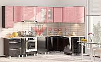 Кухня угловая КХ-171 со столешницей серии Хай-Тек