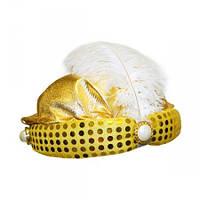 """Шляпа карнавальная """" Султан """""""
