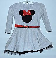 Платье для девочки 1-5 лет Minnie Mouse