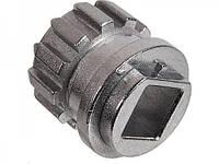Муфта предохранительная для мясорубки Bosch (алюминиевая) 753348
