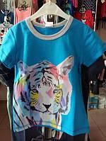 Детская футболка для мальчика на 2 года