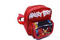 Стильная сумка через плечо для мальчиков на молнии Angry Birds
