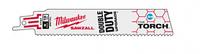 Milwaukee Полотно для сабельных пил универсальное Ice Edge 230х1,4мм для работ по металлу 2-8мм, сталь Matrix II, 8% кобальт, Bi-Metal, 5шт.