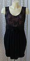 Платье летнее красивое модное мини Orsay р.46 6495