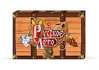 Русское лото деревянное Danko Toys