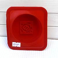 Форма для мыла Черепаха  7,7 см, 1 шт