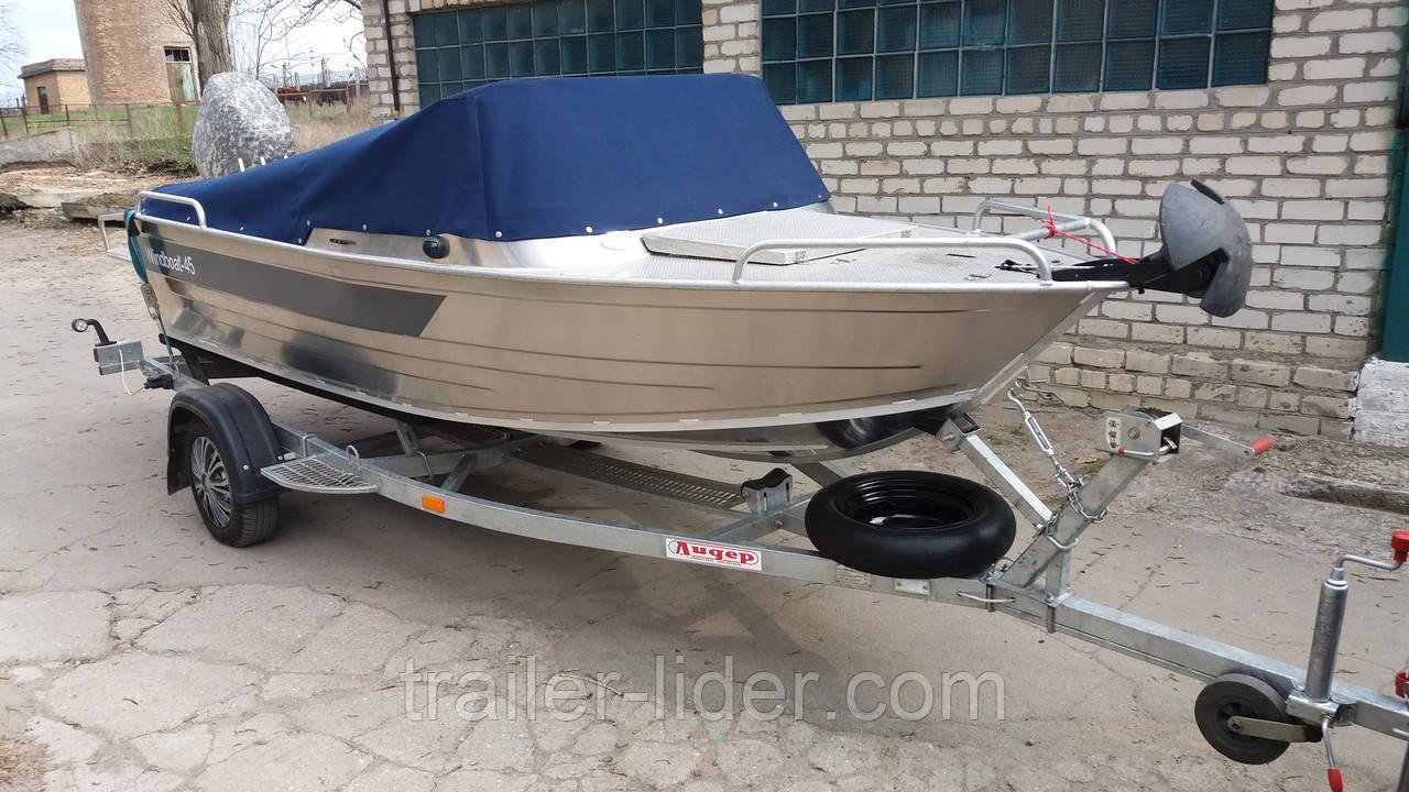 купить лафет для лодки крым