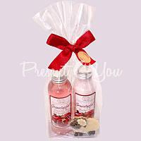 Подарочный набор: молочко для тела и гель для душа Florex