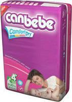 Подгузники CanBebe Comf Dry Jumbo maxi+ 9-20кг, 44шт/уп